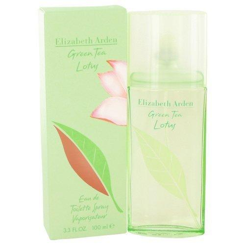 Green Tea Lotus By Elizabeth Arden Eau De Toilette Spray 3.3 Oz (pack of 1 Ea)