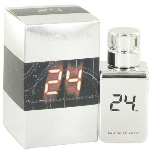 24 Platinum The Fragrance By Scentstory Eau De Toilette Spray 1 Oz (pack of 1 Ea)
