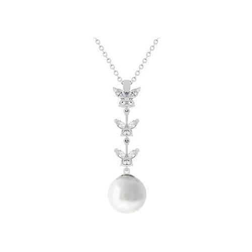 Butterfly Pearl Pendant (pack of 1 EA)