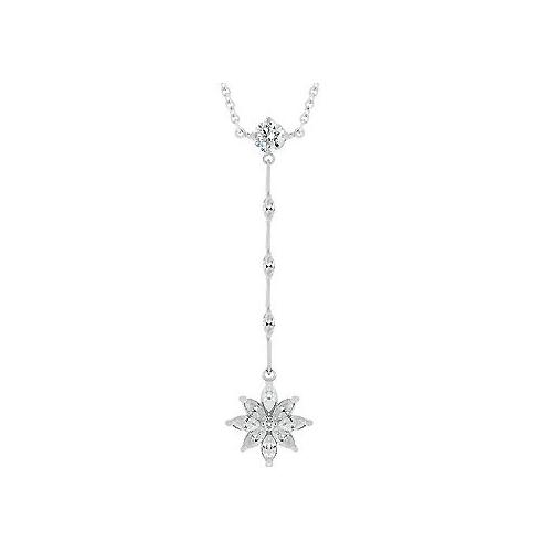 Chandelier Marquise Flower Pendant (pack of 1 EA)