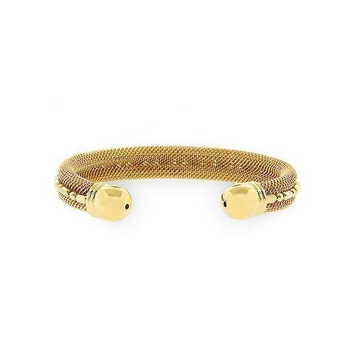 Modern Mesh Cuff Bracelet (pack of 1 EA)