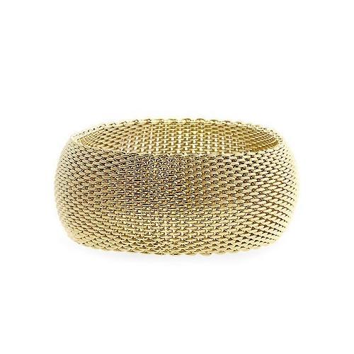 Monaco Gold Bangle Bracelet (pack of 1 EA)
