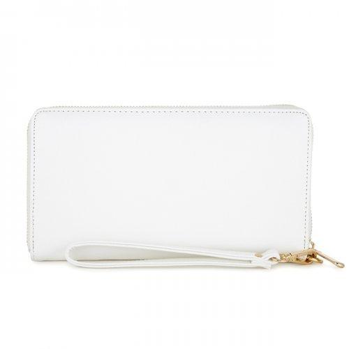 Martha White Faux Leather Clutch (pack of 1 ea)