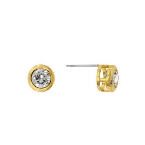 Golden Stunner Studs Earrings (pack of 1 EA)