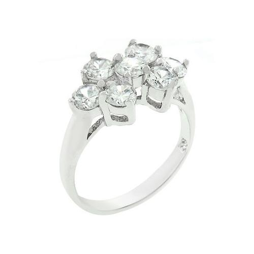 Cluster Ring (size: 05) (pack of 1 EA)
