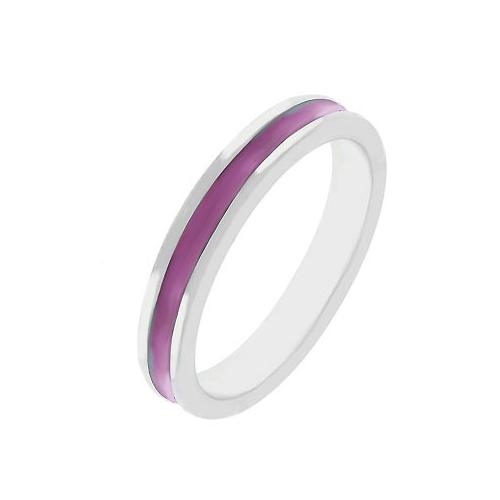 Fun For Eternity Ring In Fuchsia (size: 05) (pack of 1 EA)