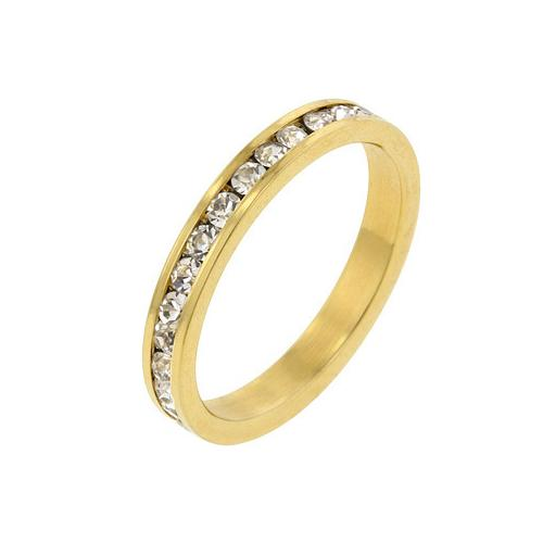 Stylish Stackables Ring (size: 08) (pack of 1 ea)