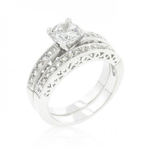 Filigree Engagement Set (size: 06) (pack of 1 ea)