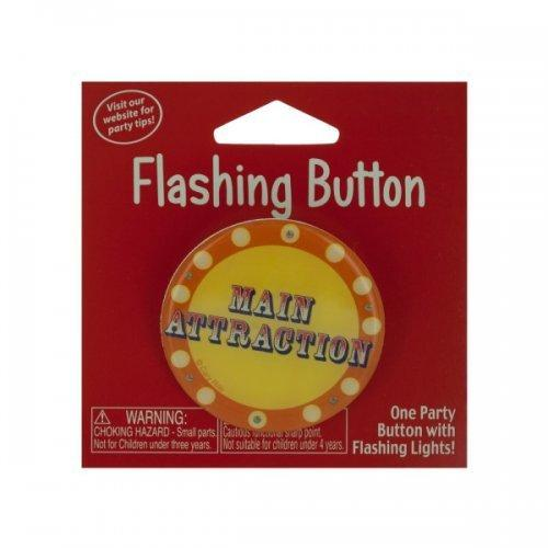Flashing Button 199930 (pack of 24)
