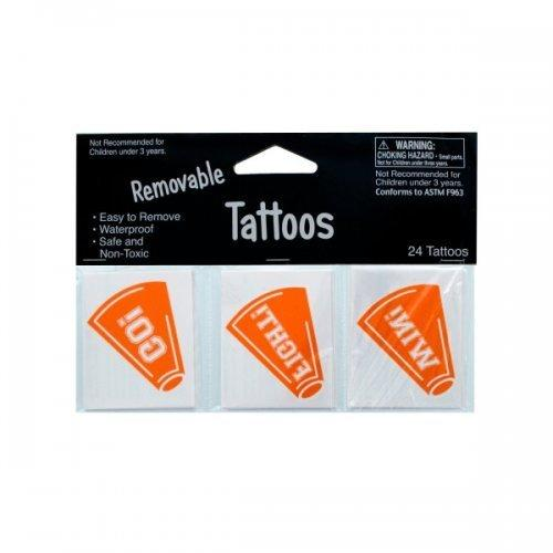 24pk Org Tattoos 040282 (pack of 24)