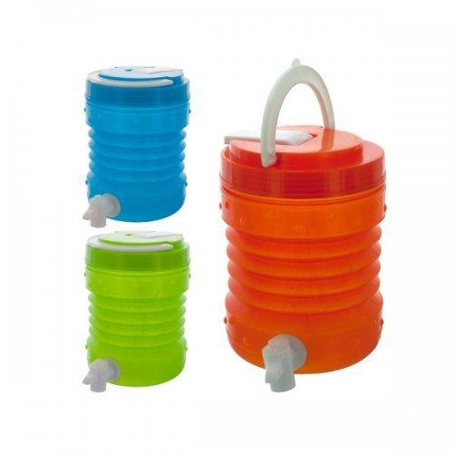 1.5 Liter Drink Container (green, Orange Or Blue) (pack of 6)