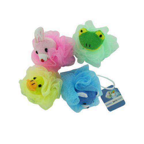 Animal Bath Scrubber (pack of 24)