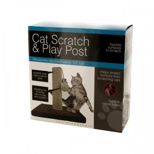 Cat Scratch And Play Post (pack of 1)