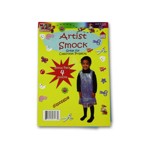 Disposable Children's Artist Smock (pack of 24)