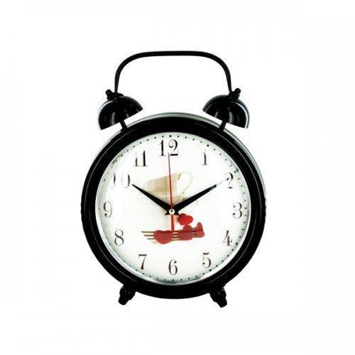 Decorative Metal Desk Clock (pack of 1)