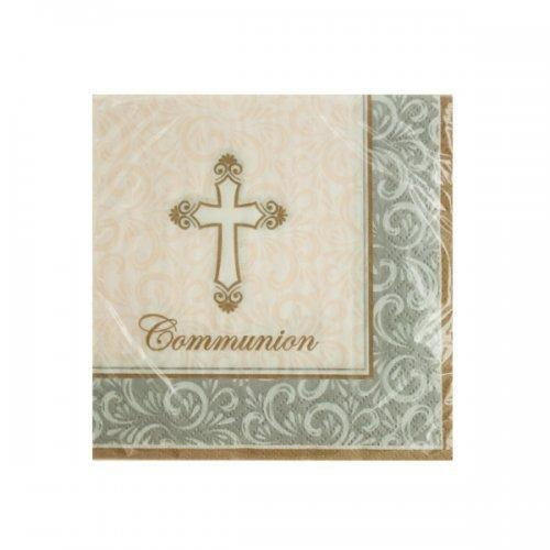 Divinity Communion Beverage Napkins (pack of 24)