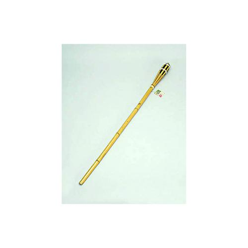 Bamboo Wicker Torch (pack of 8)