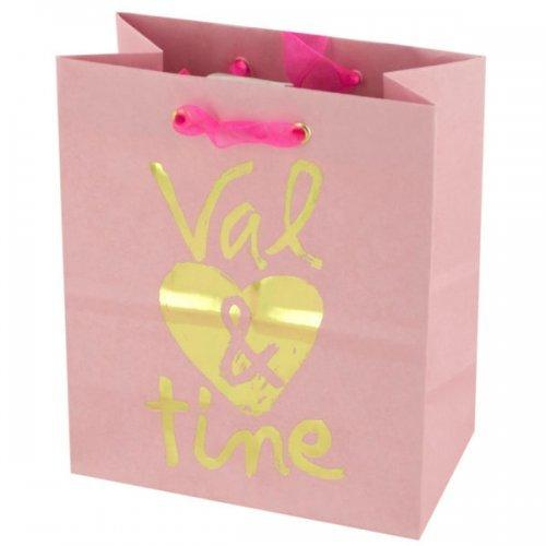 'val & Tine' Small Gift Bag (pack of 48)