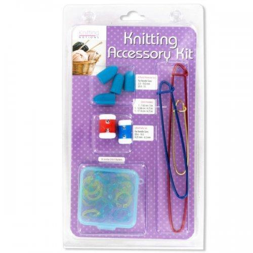 Knitting Accessory Kit (pack of 6)