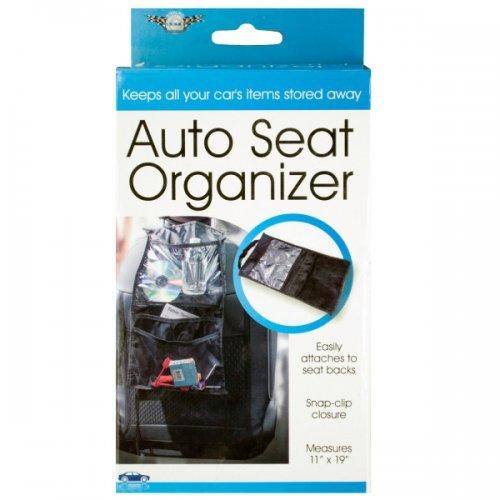 Auto Seat Organizer (pack of 8)