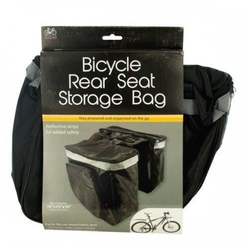 Bicycle Rear Seat Storage Bag (pack of 4)