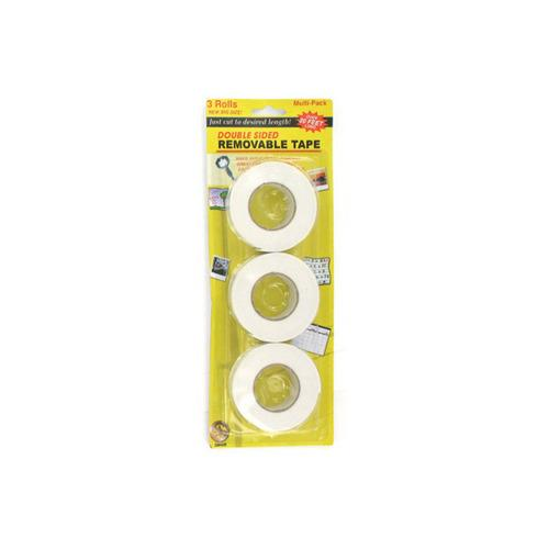 3 Pack Double-sided Tape (pack of 24)