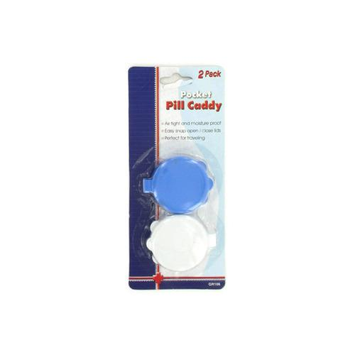 Pocket Pill Caddy Set (pack of 24)