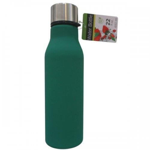 22 Oz. Solid Color Water Bottle (pack of 8)