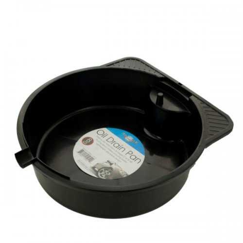 8 Quart Auto Oil Drain Pan (pack of 6)