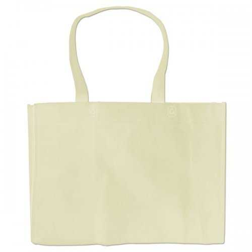 Natural Small Lightweight Shopping Tote (pack of 30)