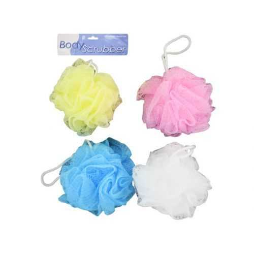 Body Scrubber (assorted Colors) (pack of 24)