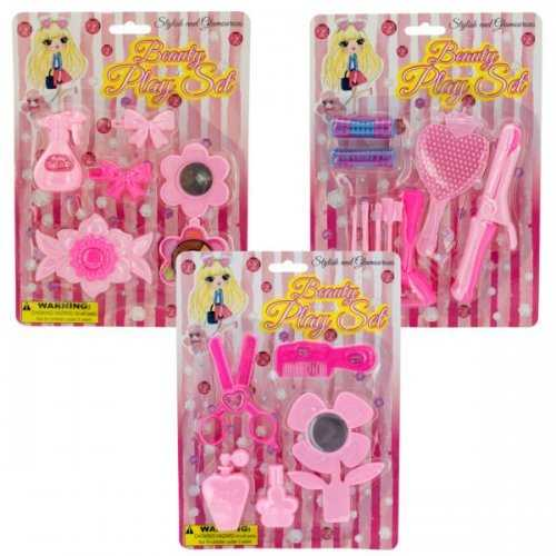Mini Beauty Play Set (pack of 20)