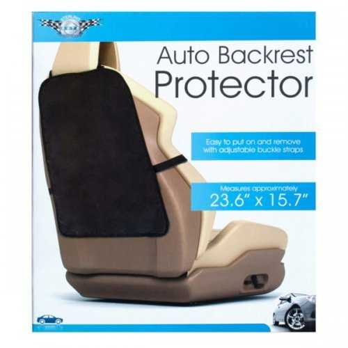 Auto Backrest Protector (pack of 6)
