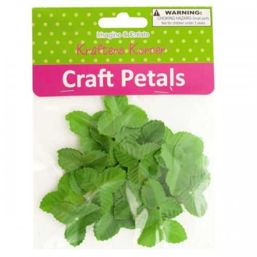 Craft Tri-leaves (pack of 18)