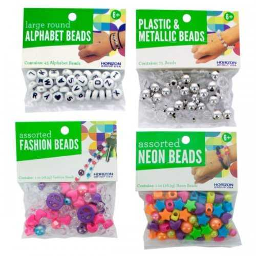Fashion Beads Assortment (pack of 32)