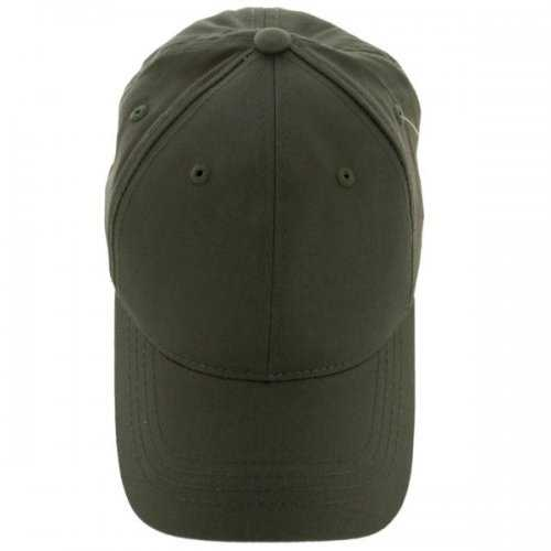Olive Green Paneled Baseball Cap (pack of 20)