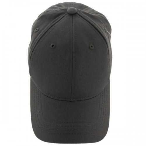 Charcoal Grey Paneled Baseball Cap (pack of 20)