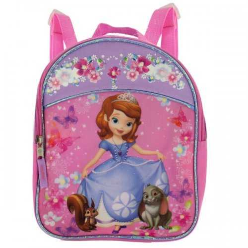 Sofia The First Pink Mini Backpack (pack of 4)