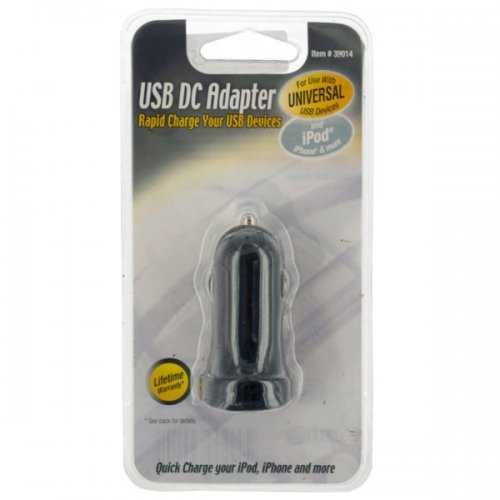 Universal Usb Single Port Car Charger (pack of 20)