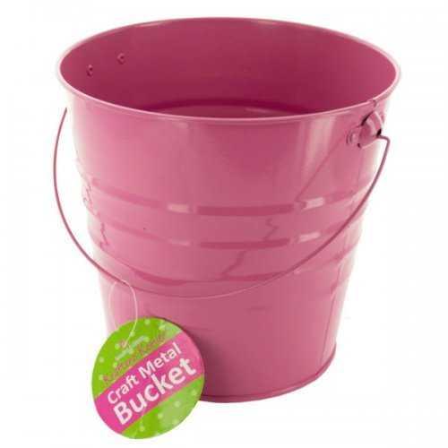 Metal Craft Bucket (pack of 10)