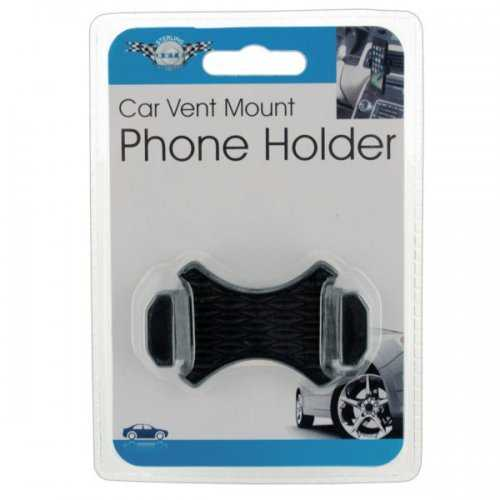 Car Vent Mount Phone Holder (pack of 10)