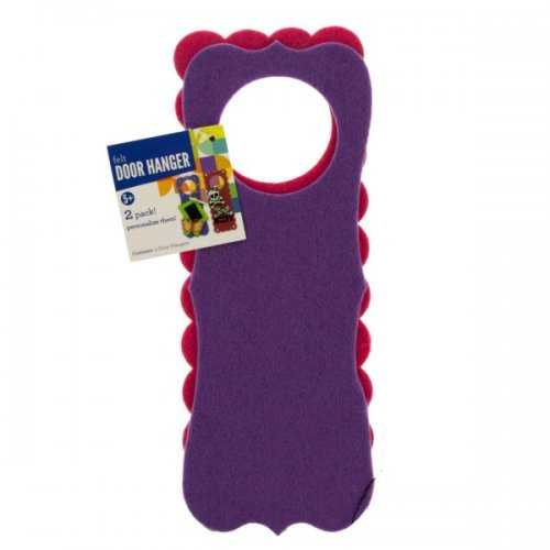 Craft Felt Door Hanger Set (pack of 48)