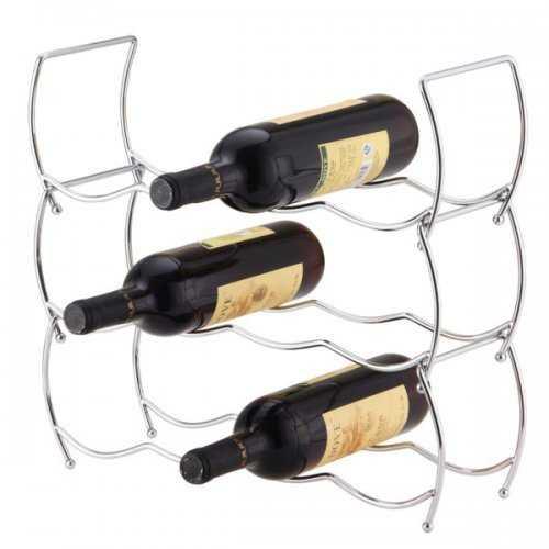 Decorative Wine Bottle Holder (pack of 2)