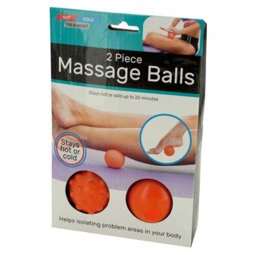 Hot & Cold Therapy Massage Balls Set (pack of 6)