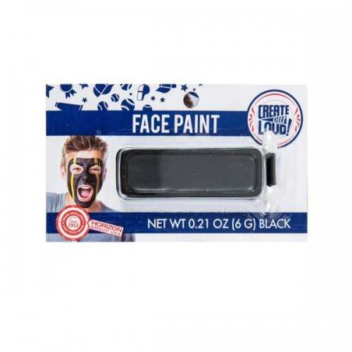 Face Paint Black (pack of 24)