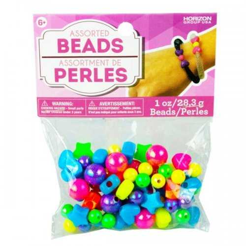 Assorted Fashion Beads (pack of 30)