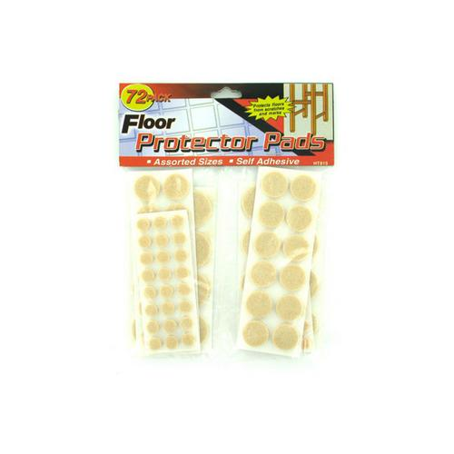 76 Pack Floor Protector Pads (pack of 24)
