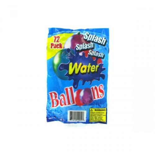 72 Pack Water Balloons (pack of 24)