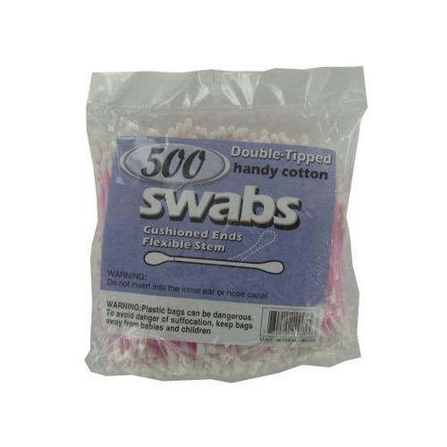 Double-tipped Cotton Swabs (pack of 24)