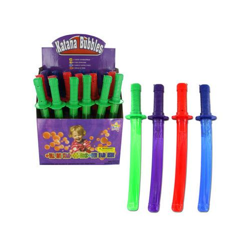 Bubble Sword Display (pack of 24)